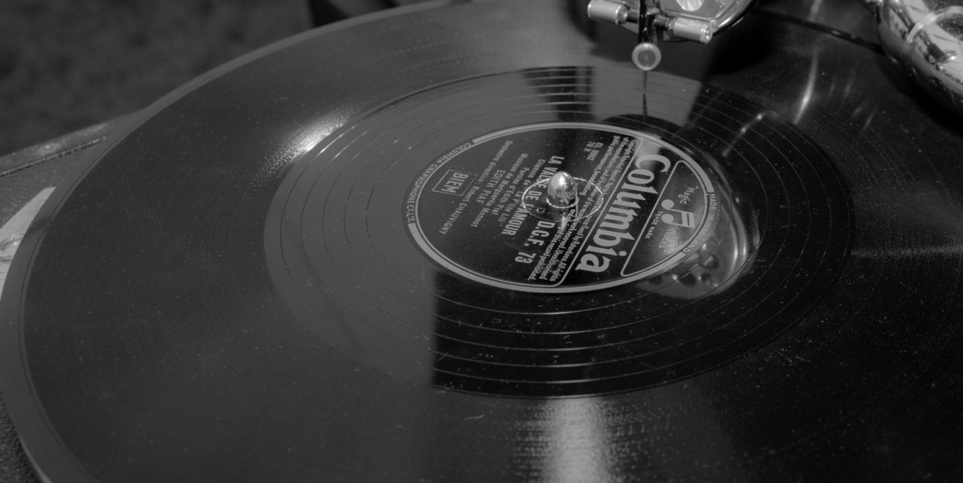 Professor Gramophone – A DJ's Tragic Shellac Love Story, Played at 78 rpm