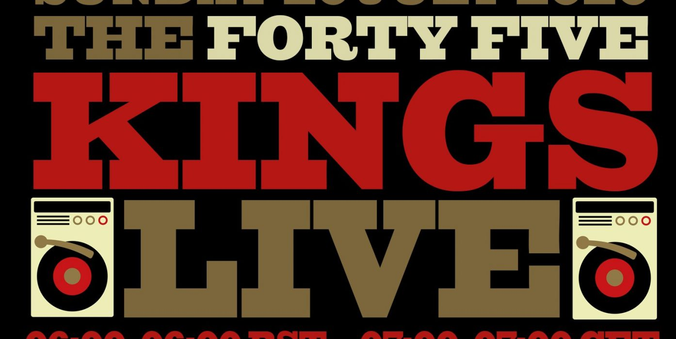 Forty Five Kings 24 Hour Live Stream