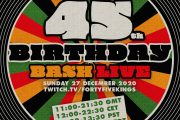 25ThC - 45th Birthday - Live Streams