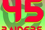 45 Raiders - My Therapist AV set